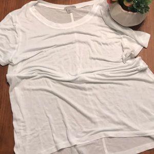 75dc2aee873edc Simple white t shirt